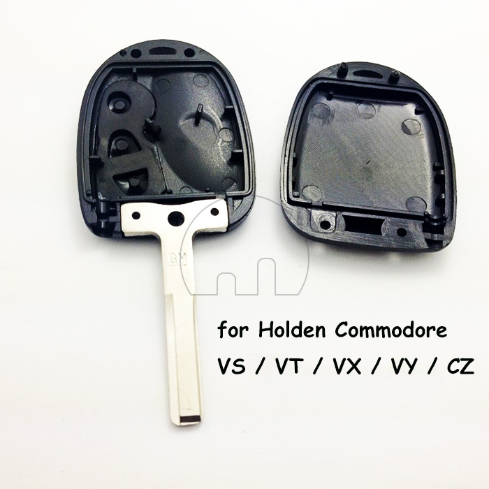 how to open holden car remote