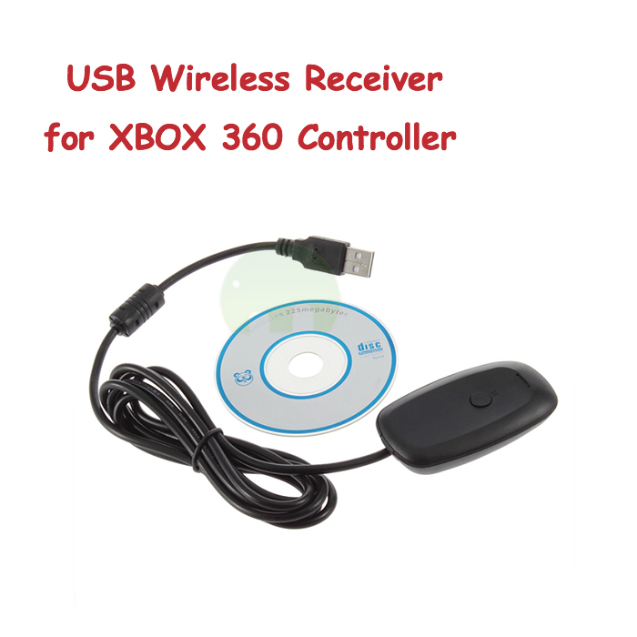 xbox 360 wireless gaming receiver driver download windows 8